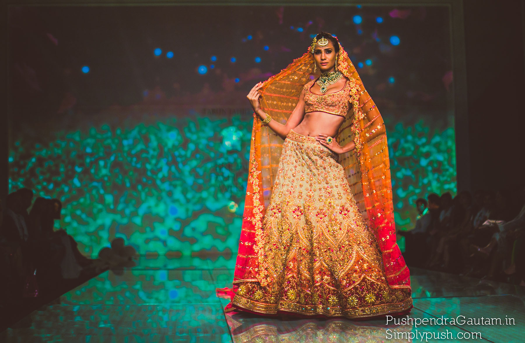 Tarun-tahiliani-rickee-chaterjee-Bridal-show-pics ,India-Bridal-Fashion-Week-blog, india-best-event-fashion-photographer-pics-pushpendra-gautam