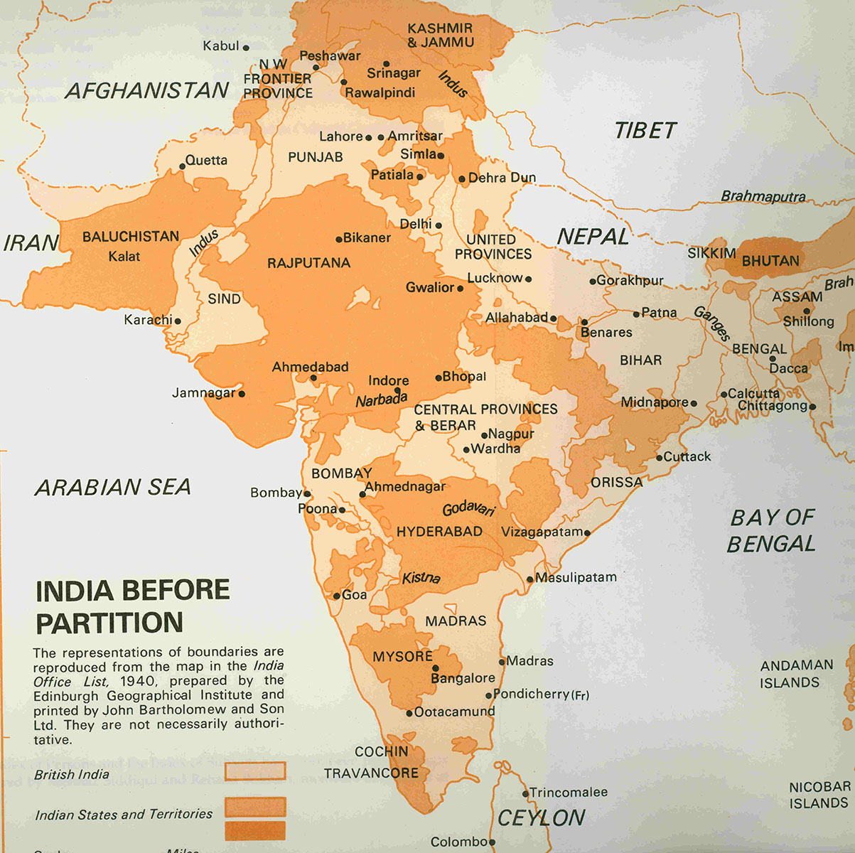 british impact on india F or the past five years i have been bewitched by the story of the british in india it started with my rediscovery of my grandmother's family, the lows of clatto, who for more than a century.