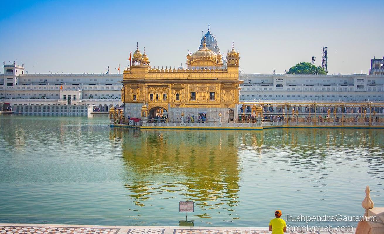 golden temple amritsar punjab india travel pics, blog golden temple