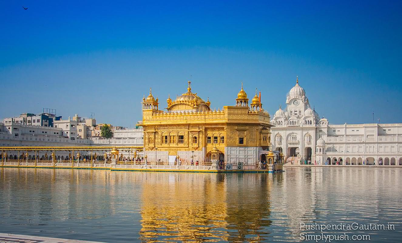 Golden temple amritsar punjab india travel pics blog - Golden temple images hd download ...