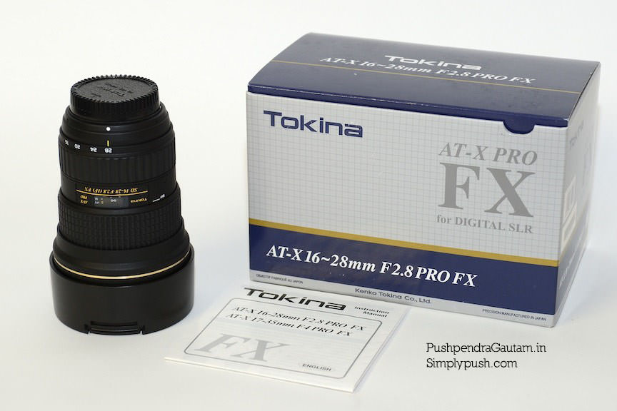 Tokina 16-28mm f/2 8 AT-X preview india, Tokina 16-28 mm lens review